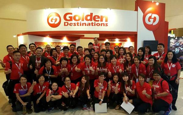 強大的GD團隊極力為客戶提供最好的旅遊服務。