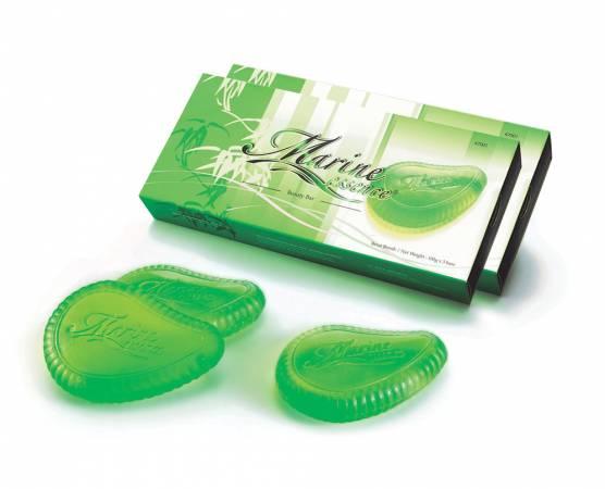 海鷗竹盐個人護理系列產品具有清爽香氣,使用后感覺滋潤。