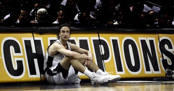 ■吉諾比利是阿根廷其中一位在NBA放光放亮的球星。(法新社)