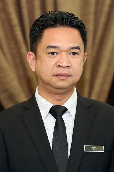 張聒翔:州政府不會對此逃避問題,並與非政府組織配合尋找解決方案。