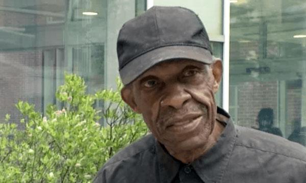 99歲的老翁路德,每天走9公里到醫院探望妻子,這樣的行為已持續9年。