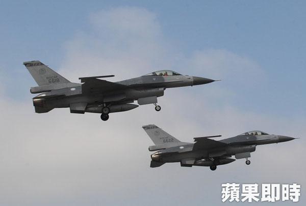 F-16檔案圖。