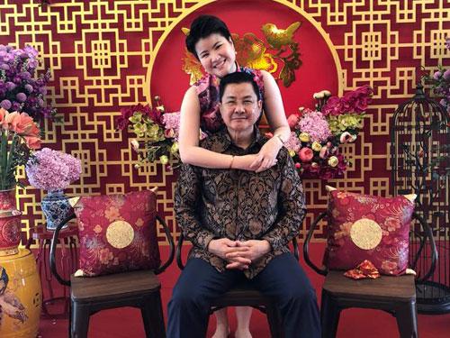 鄺靜柔:爸爸談起工作雖嚴肅,但實際上仍非常寵愛子女。