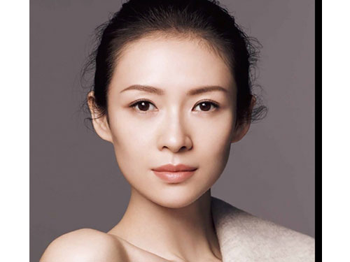 章子怡成為肌膚之鑰全球品牌大使。
