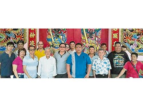 聖威壇理事部成員。