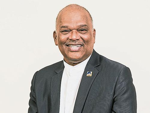 索瑪孫德藍受委為大馬房地產代理公會總執行長。