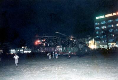 慘劇發生後,港務局也第一時間出動多台直升機,將所有傷者送往附近的醫院急救。
