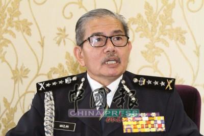 吉隆坡總警長馬茲蘭