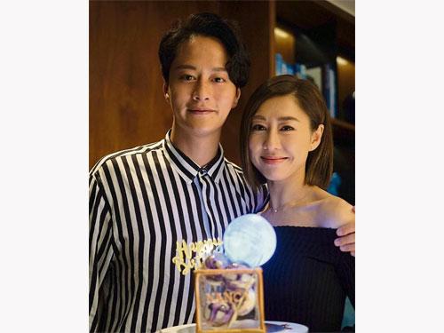 網友大讚謝東閔胡定欣很登對。