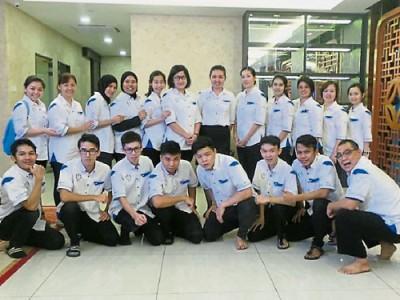 生物電科技(馬來西亞)有限公司團隊。