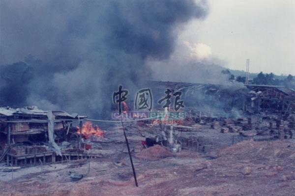 """""""光明""""烟花厂,因为试射不当引发3次大爆炸。"""