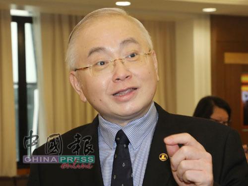 魏家祥:马华也会专注发挥反对党监督制衡的角色。