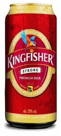 ■翠鳥啤酒(King Fisher Beer)