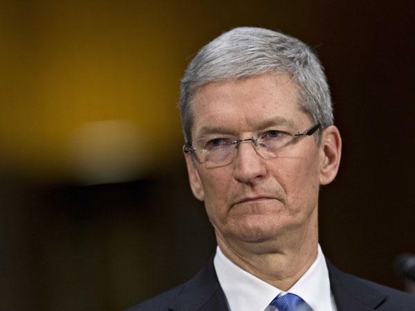 蘋果公司總執行長庫克,恐怕就是對美中貿易大戰搖頭的其中一人。