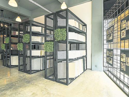 HOMA2U轉售過剩建材,避免浪費。
