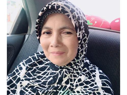 63岁的死者法莉达。