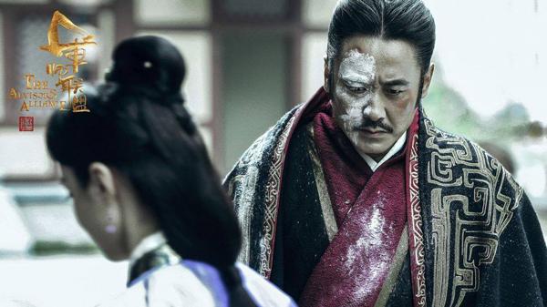 吴秀波曾演出《军师联盟》。
