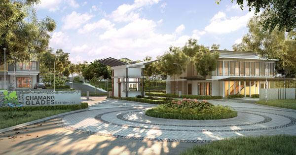 建造梦想家园,就从Chamang Glades Residences开始!