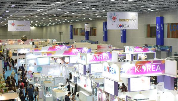 来自世界各地的美容领域业者将会聚集beautyexpo 2018,带来业界最新产品与科技。