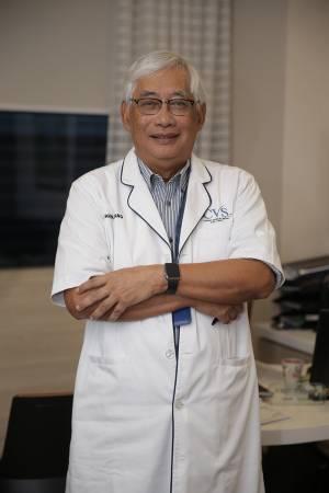 丹斯理雅亚致力将CVSKL打造成区内最佳医院之一,让病患获得最优质的服务。