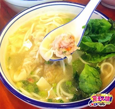 ▲凤城水饺米线