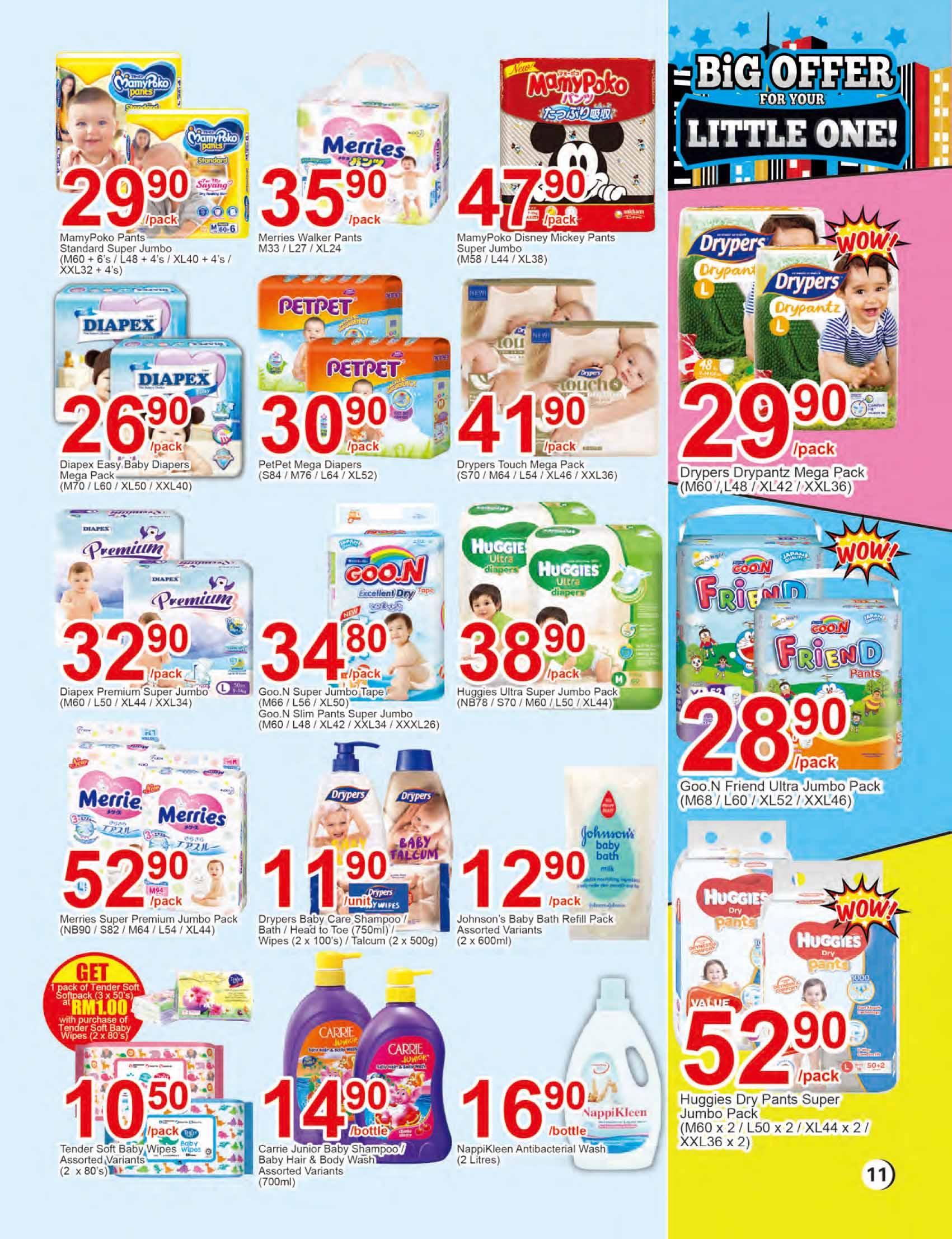 Aeon Big Promotion Catalogue 11