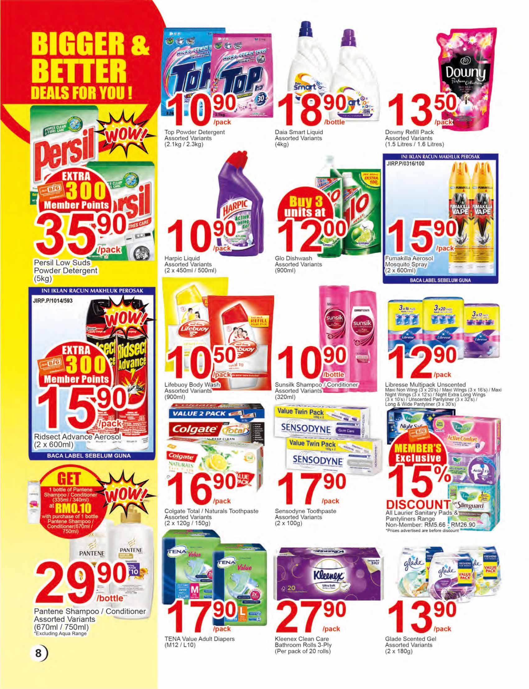 Aeon Big Promotion Catalogue 8