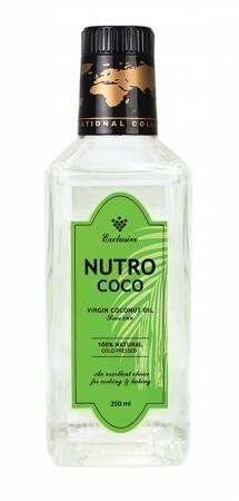 無論內服或外用,NUTROCOCO初榨椰子油都能對人體帶來許多好處。