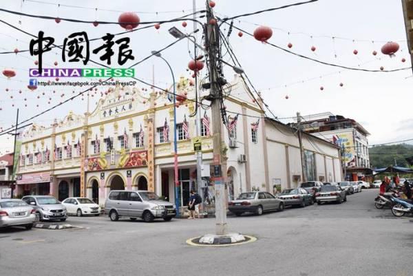 文冬文化街將迎來超過300人參與的戶外大型書法賽,屆時吸引遊客到來。