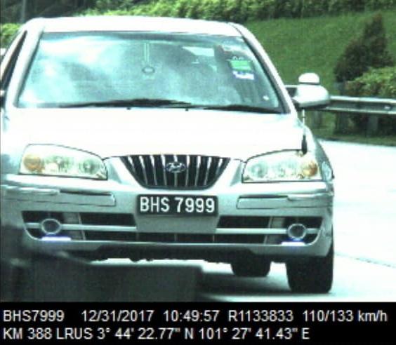 撞及女助理经理的轿车为一辆银色韩国现代(Hyundai)轿车,警方已经逮捕肇祸司机。