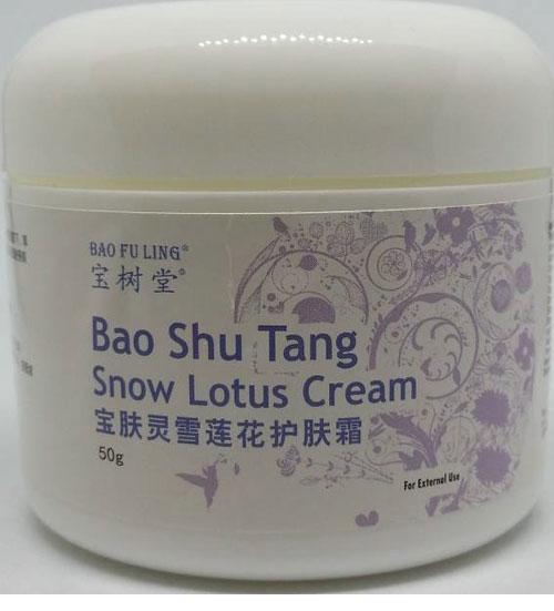 Bao Shu Tang Snow Lotus Cream / 苯海拉明(Diphenhydramine)