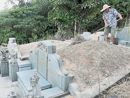 墓地投资回报率低,不适合以赚钱为目的进行投资。