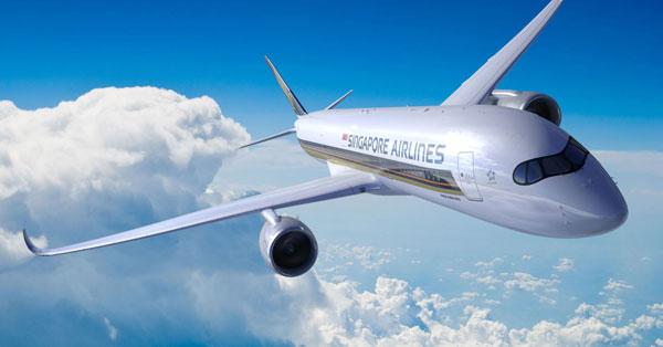 新加坡航空一架编号SQ22班机,将于周四晚11时35分自新加坡樟宜机场出发,飞行1万6700公里前往美国纽约纽沃克机场,预计飞航时间为18小时45分钟。(资料图/新航)