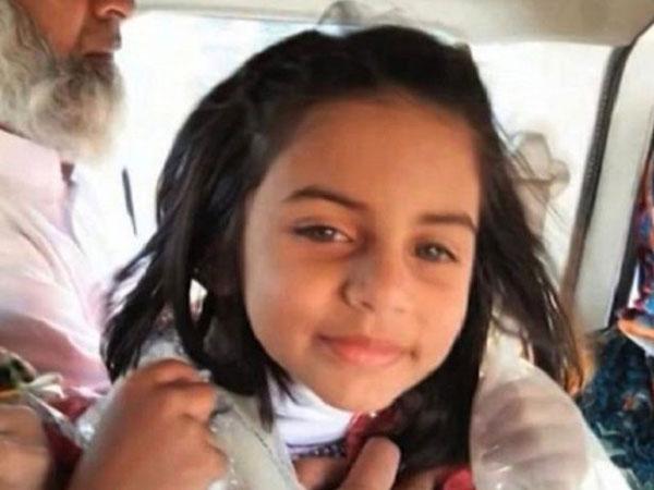 可爱女童辛纳卜惨遭奸杀,法官让父亲见证凶嫌被吊死。图:互联网