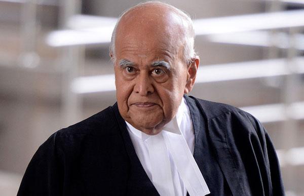 联邦法院前法官拿督斯里哥巴斯里南亲自率领检控团队,负责阿末扎希的提控工作!