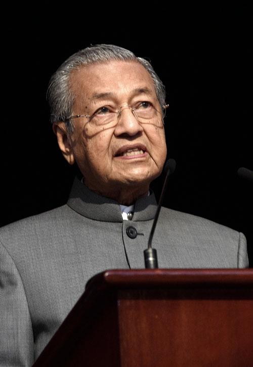 首相敦马哈迪指出,政府会与各族商讨后,才签署消除一切形式种族歧视国际公约(ICERD)。