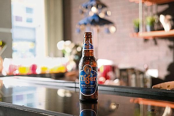 "Tiger Beer期望透过""Uncaged""活动,让大伙可以释放心中虎,不畏挫折勇敢追梦去!"