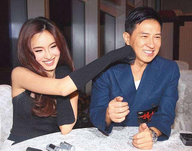 Poyd在香港电影《扫毒》中与张家辉激吻,一举成名。