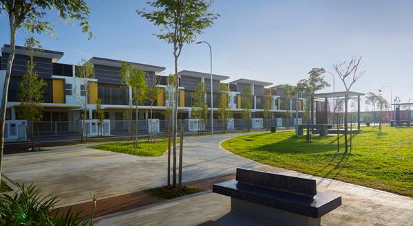 IJM Land提供优美的居住环境,社区安全和交通连接性,让居民与整个社区能 够融合起来。
