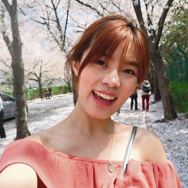 今年23岁的李佳欢希望能在节目中选林宥嘉作为导师。(图取自李佳欢面书)