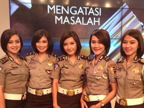 印尼女性报考警察要接受处女膜检查。