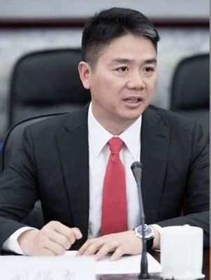 刘强东(档案照)