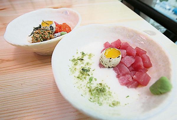非常传统的日本料理,你可以在Akiyoshi秋吉居酒屋日本料理餐厅找 到。