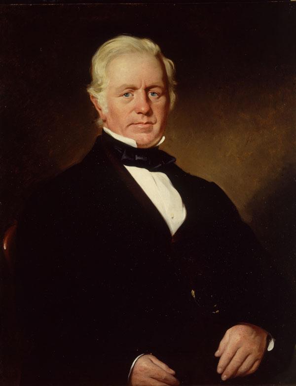 The Glenlivet(格兰利威)始终致力传递创始人乔治.史密的最初信念。
