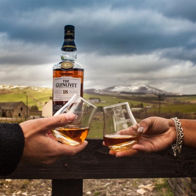 THE Glenlivet(格兰利威)以优雅风味满足威士忌爱好者挑剔的味蕾。