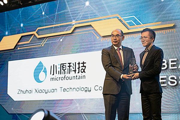 珠海市小源科技有限公司市场经理刘应铭