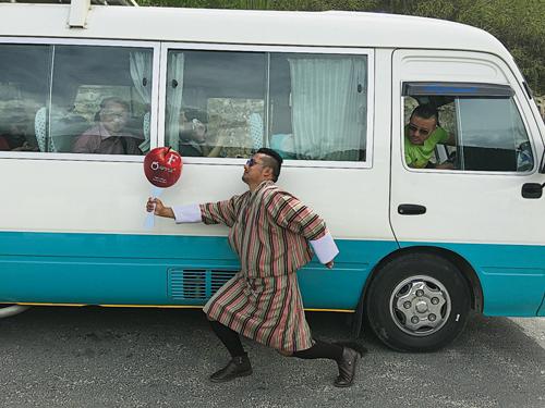 不丹人都十分有趣!