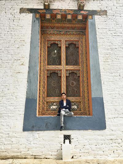 不丹,一个能让你停下来与自己内心对话的地方。