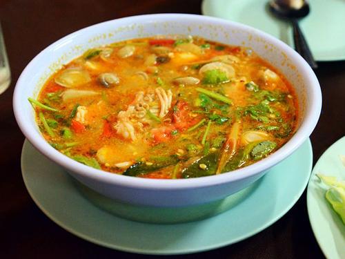 泰菜的独特性要一代代传承。