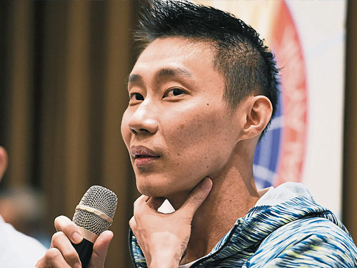 李宗伟共接受33次质子治疗,庆幸都撑过去了。